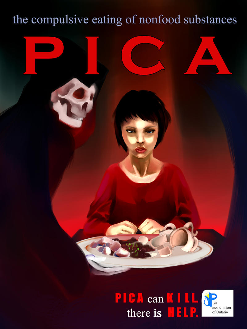 PICA poster by Kittymimi200 on DeviantArt
