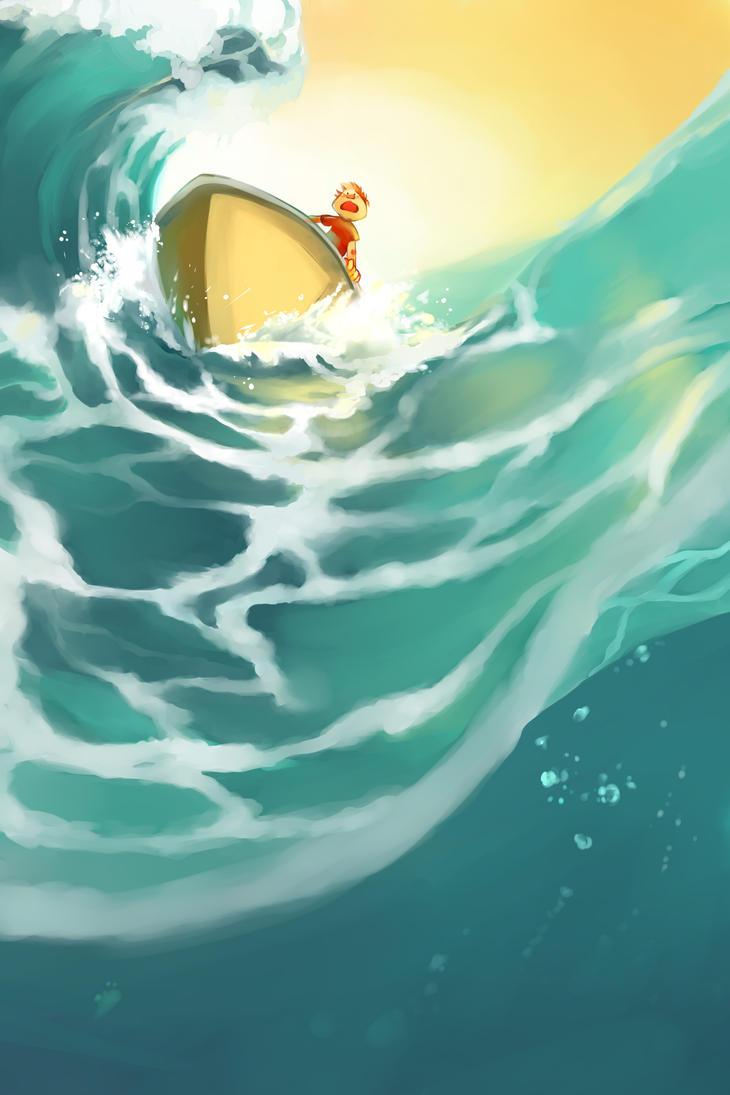 The Island - part 1 by Kittymimi200