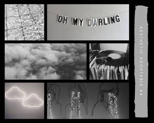 Aesthetic Moodboard Adoptable #5 [CLOSED] by VickiSakurai