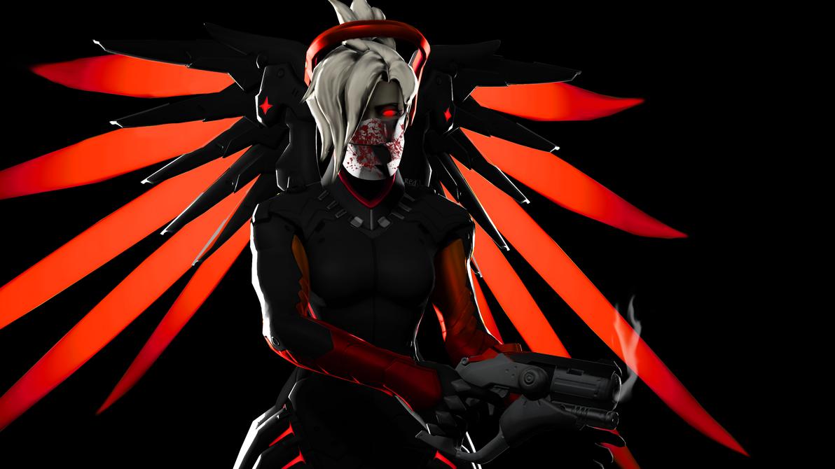 [SFM] Talon Mercy by ScAnnReD