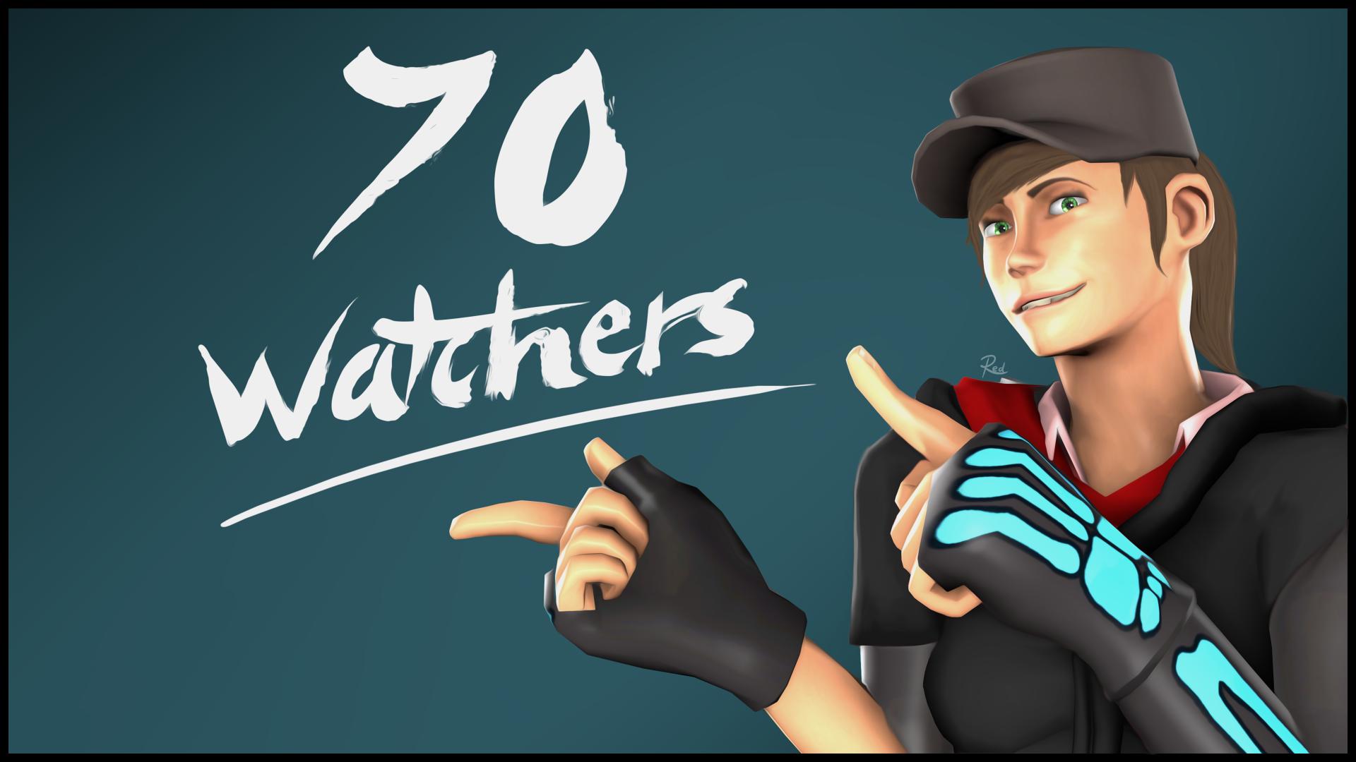 [SFM] 70 watchers! by ScAnnReD