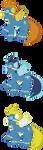 Wonderbolts Vector WIP by stirfryarcade
