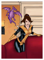 Kitty Pryde (6 out of 7) by vindications