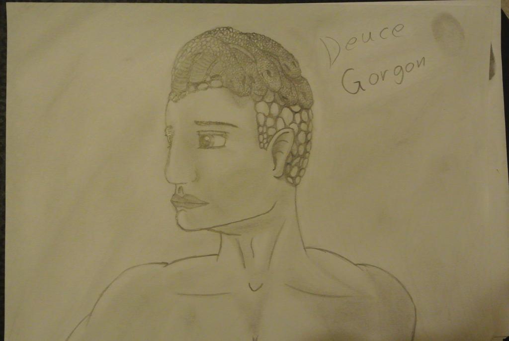 Deuce Gorgon shadows by NIQ-THE-NINJA-KAT