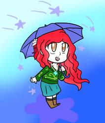 Emara (Ninjago Oc Drawing) by RegalTempoRTA