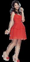 YoonA (SNSD) Render #2