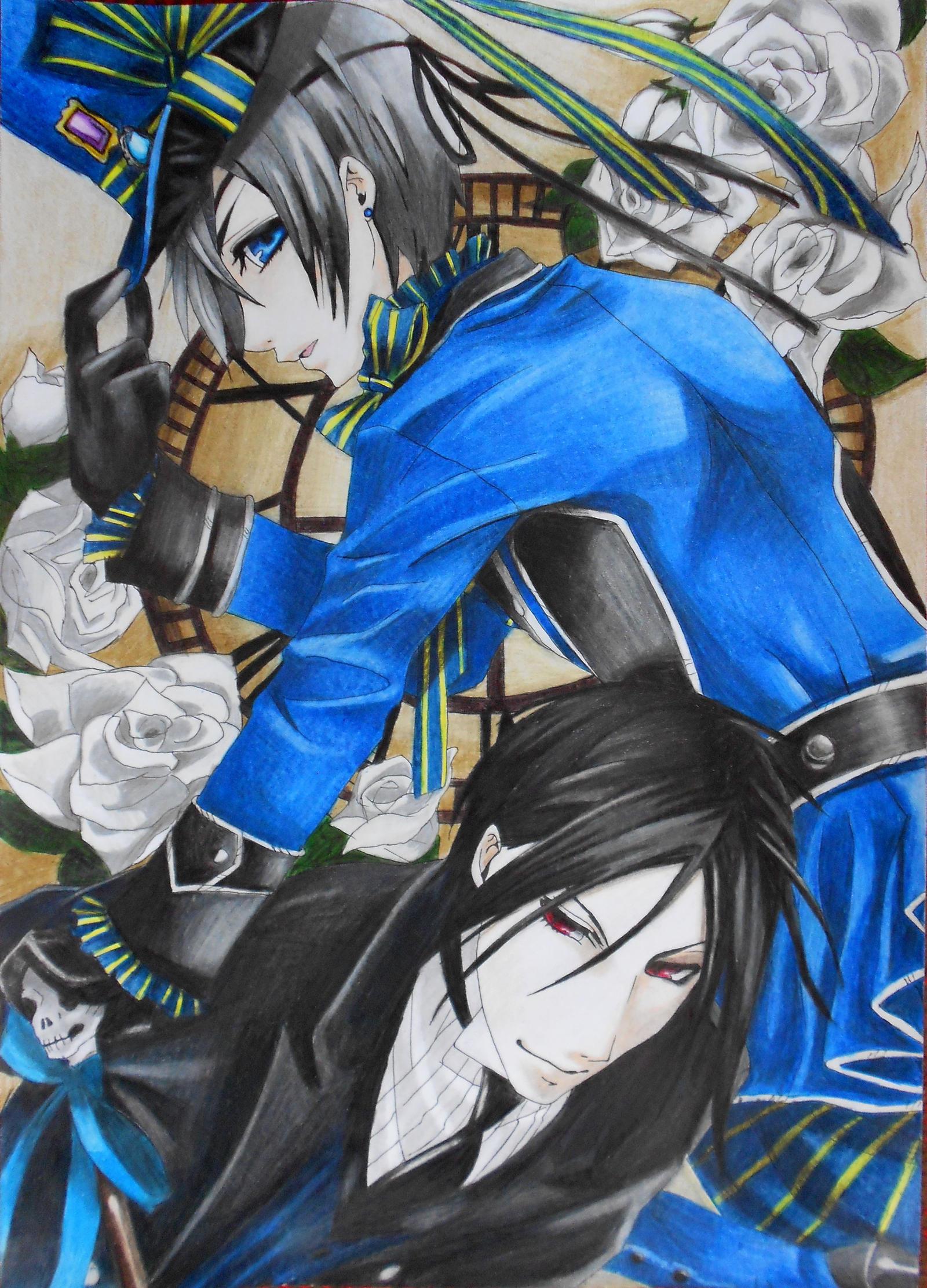 Kuroshitsuji by LiliyaZ