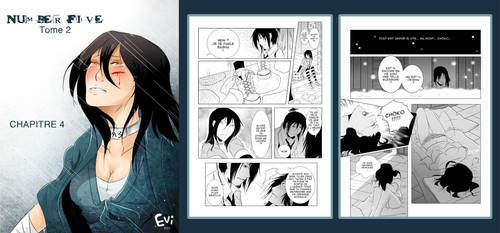Preview Number Five Chap 4 by Evi-san