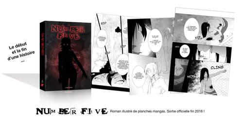 Number Five - Le roman
