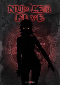 Couverture Number Five - Le roman