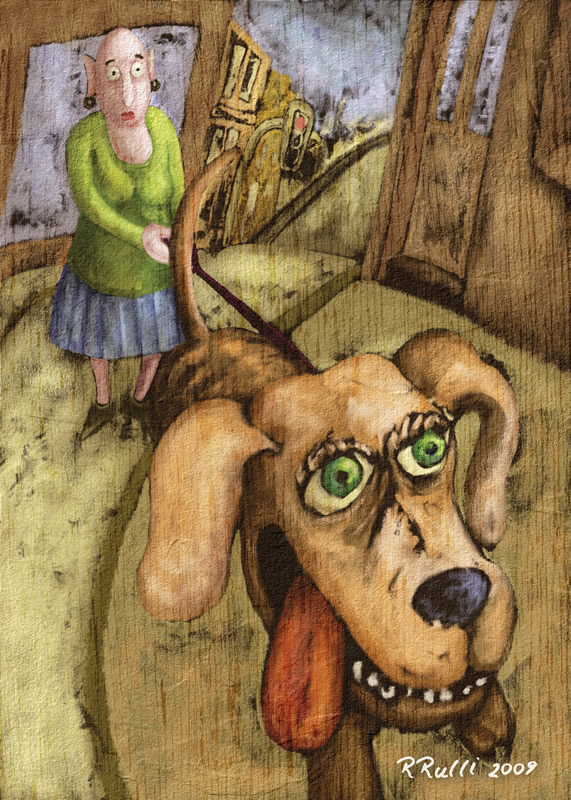 Move the dog by rrulli