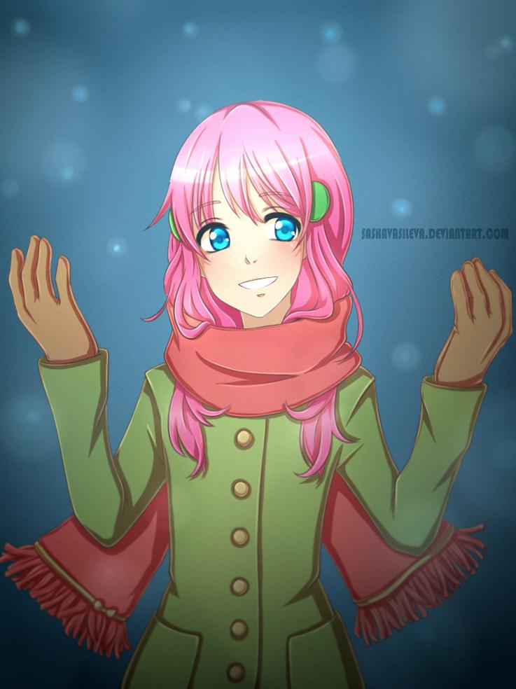 Lily by SashaVasileva