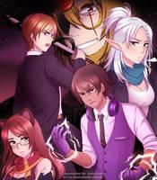Masterminded Justice by VSasha