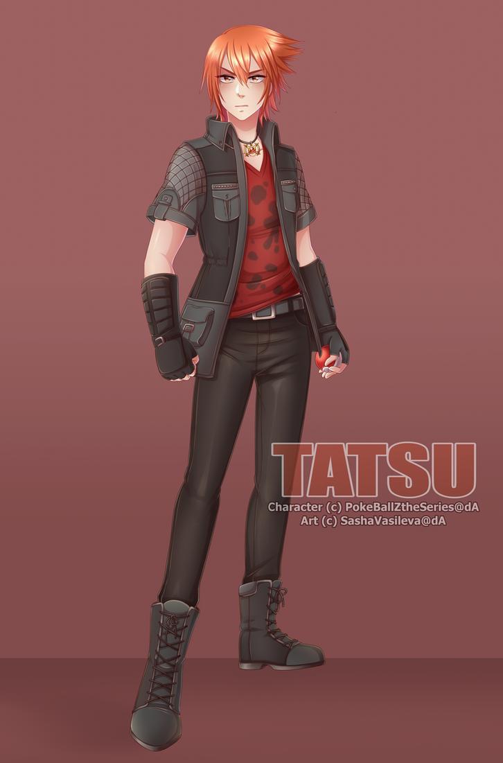 Tatsu by SashaVasileva