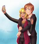 YCH#11.B: Eirynn and Blaine