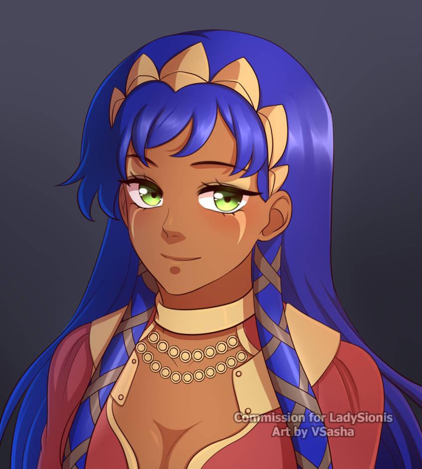 Lady Caiena
