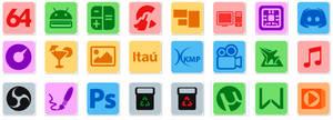Icones PNG para Nexus Dock