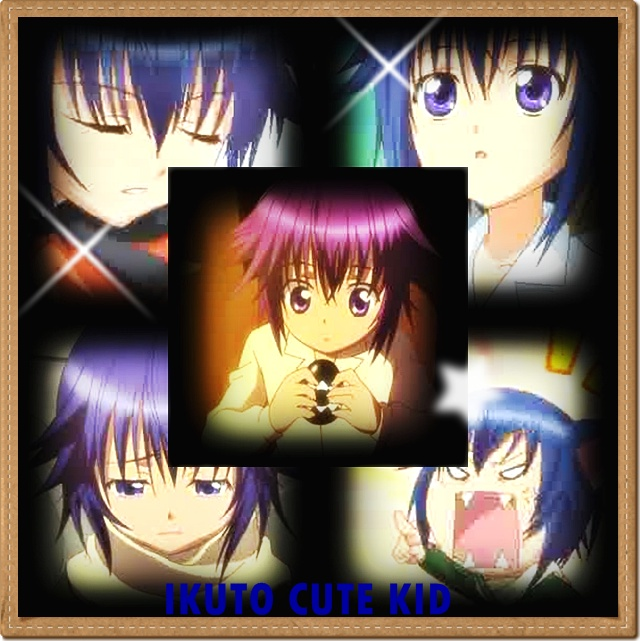 ikuto kid 1 by saadiaASUKA