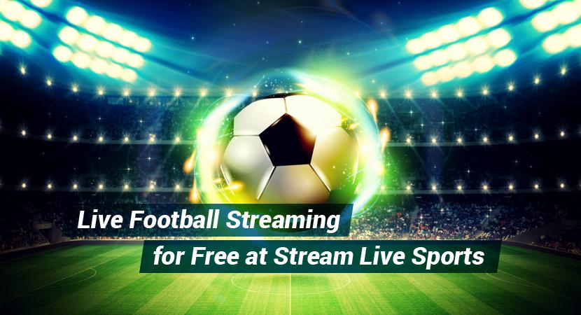 Free football stream