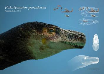 A profile of Fukuivenator paradoxus by reminegrest
