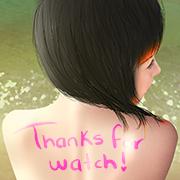 Aya thanks watch by RunicInfiniteSisters