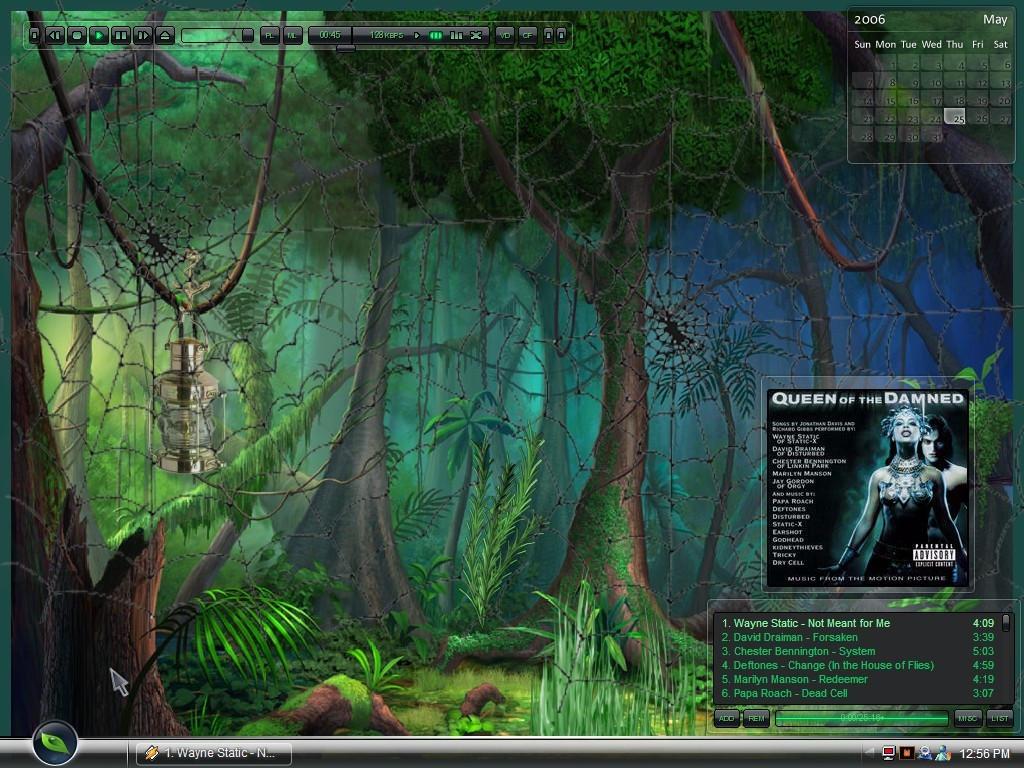 Novum Rainforest by tsims533