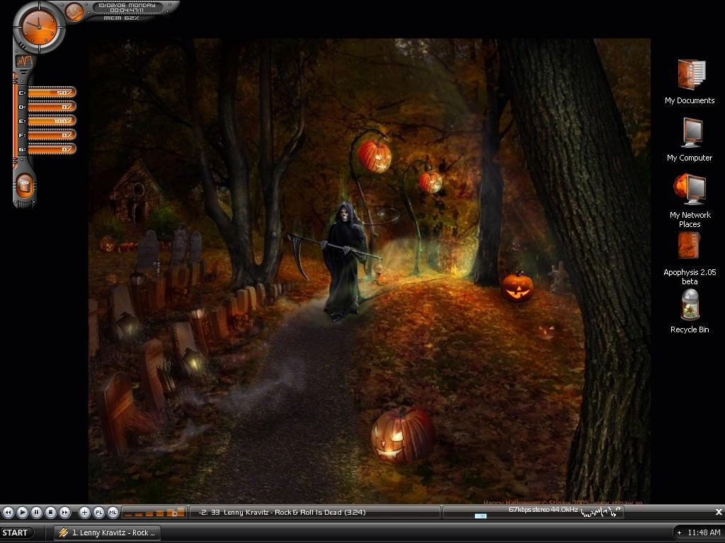 Halloween Reaper by tsims533