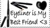 Eyeliner stamp.xD by xXxBloodLustxXx