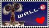 Wall-E Stamp by xXxBloodLustxXx