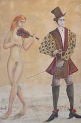 Caballero y Dama