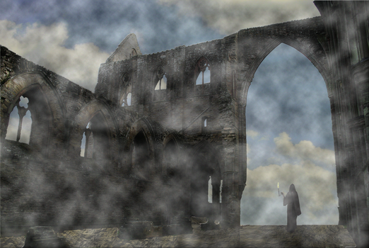Ruins in the Clouds 002