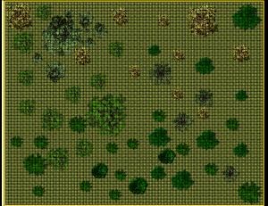 Forest Battlemat