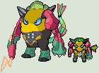 RE-done Sprite fusion for Neon-Hippopotas