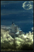 Castle in the Sky by lmagine