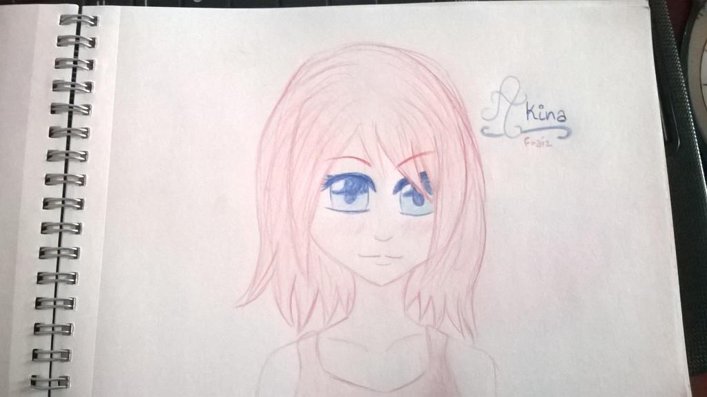 [SpeedArt] Akina by FraizySmoothie