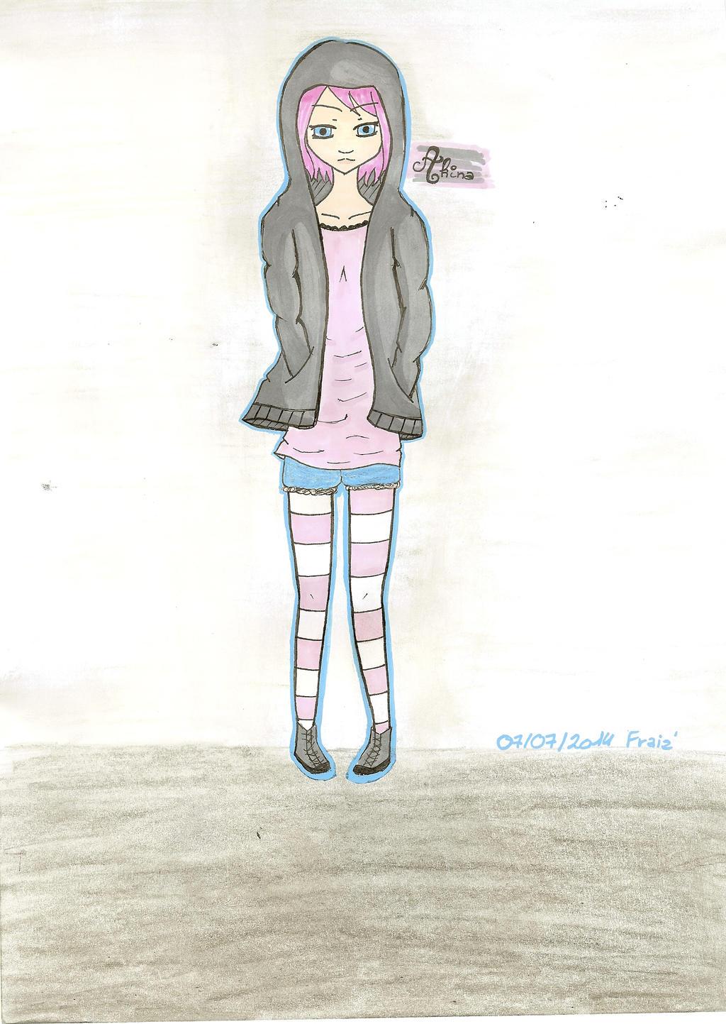 Akina ~ by FraizySmoothie
