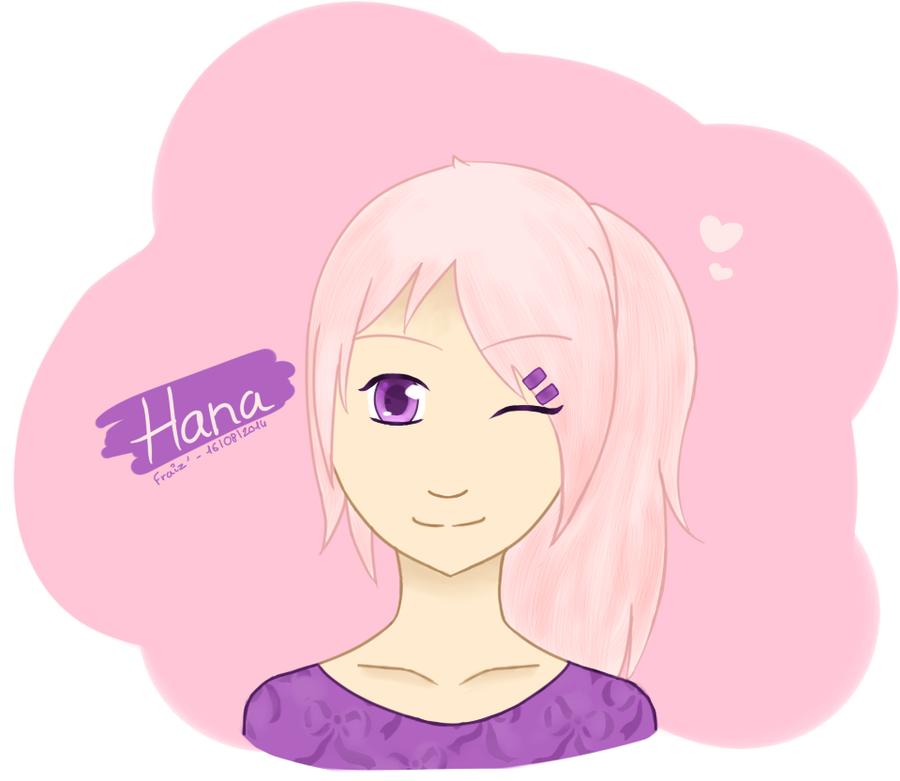 [SS] Hana by FraizySmoothie
