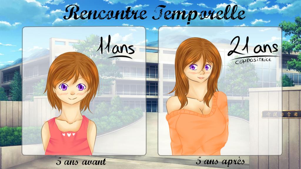 [SS] Rencontre Temporelle - Mayu by FraizySmoothie