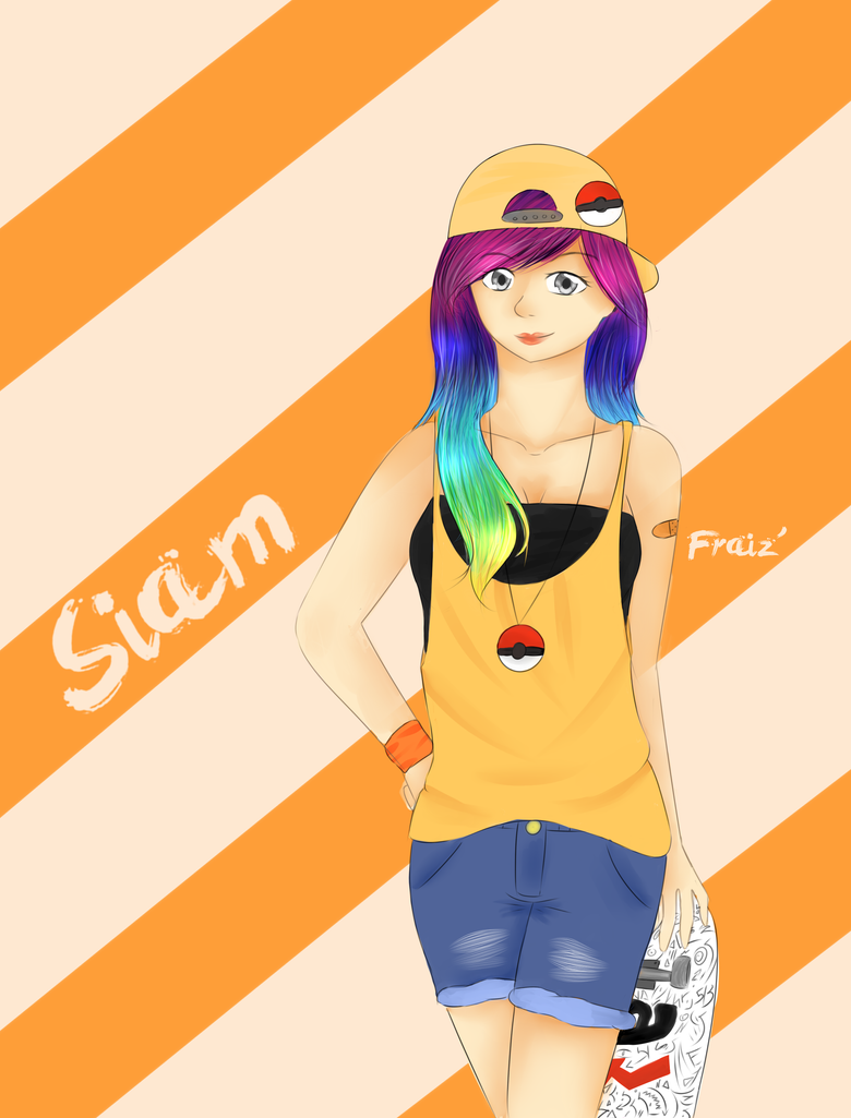 [AT] Siam by FraizySmoothie