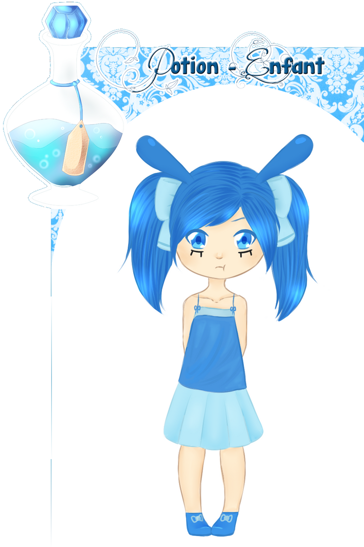 {MI} Event Potions  -  Alice by FraizySmoothie