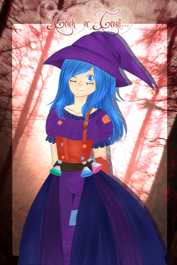 {MI} Event Halloween - Alice by FraizySmoothie