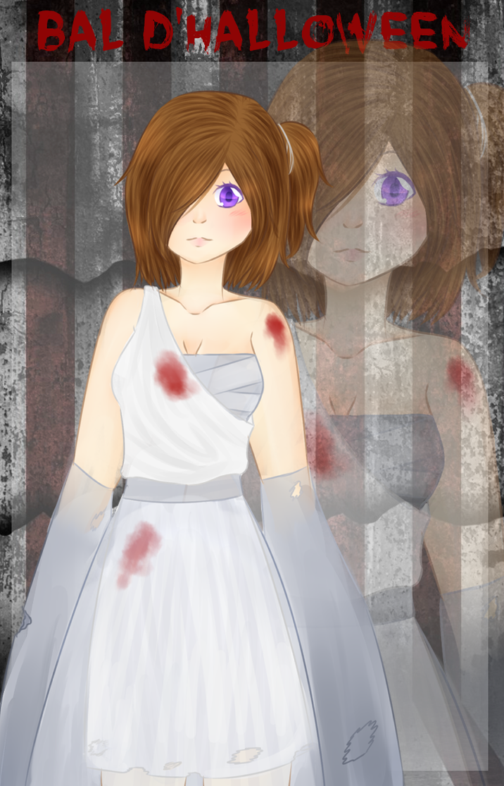 [SS] Event Halloween - Mayu by FraizySmoothie