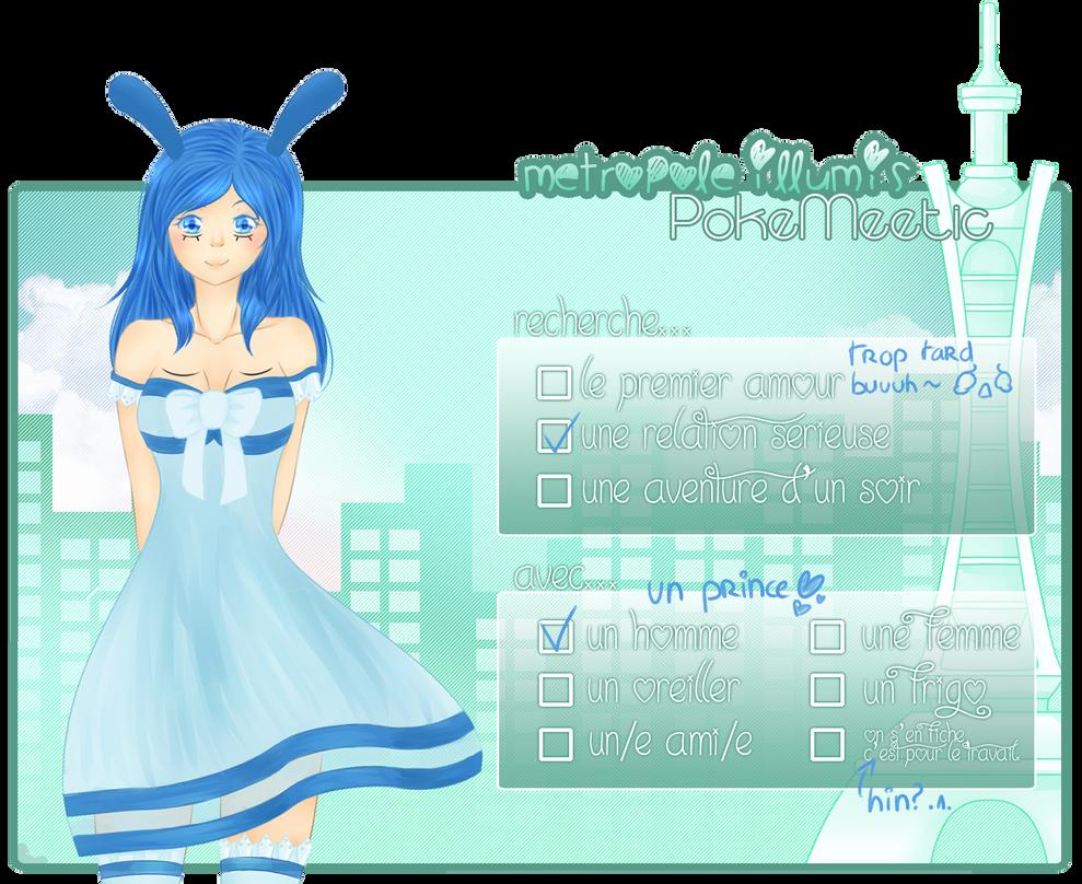 {MI} Pokemeetic Alice by FraizySmoothie