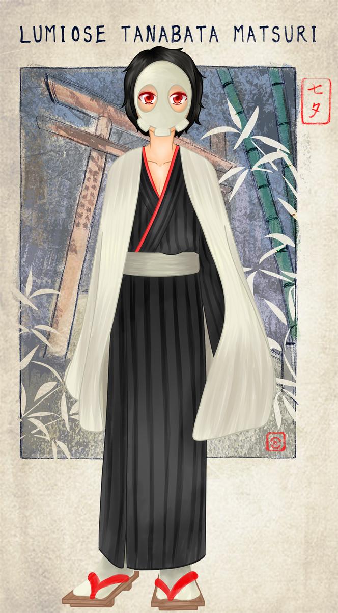 [LC] Tanabata Matsuri - Ash by FraizySmoothie
