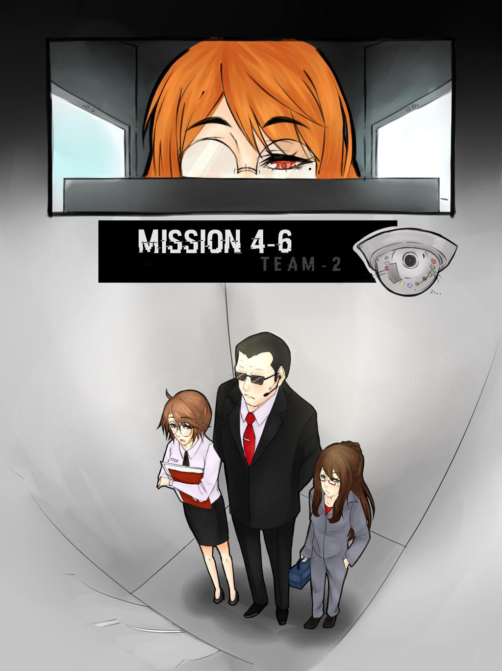 [DPR] Mission 4-6 - Team 2 { Collab avec Ruri } by FraizySmoothie