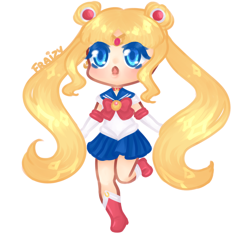 [ Sailor Moon ] - Usagi by FraizySmoothie