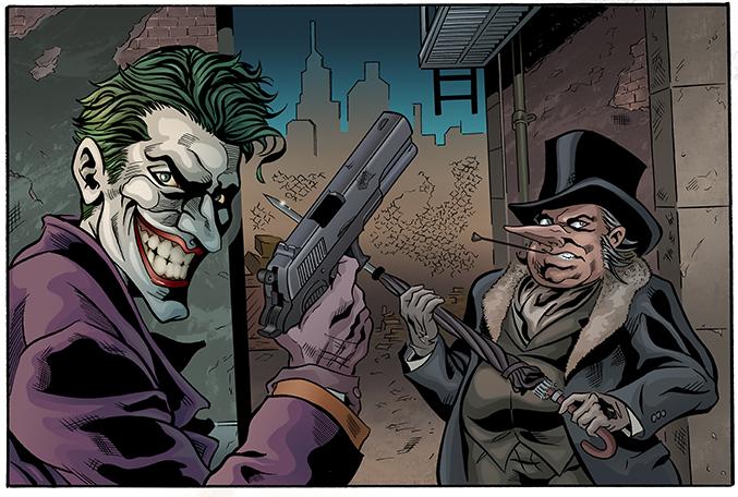 Batman page detail 2 by DarkKnight81