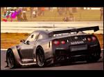 Nissan GTR GT1 Test Car