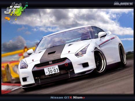 Nissan GTR Nismo by Joel-Design