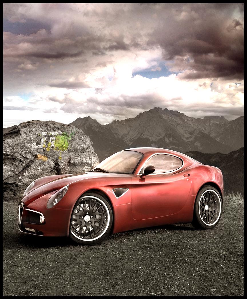 Mini Alfa Romeo 8C By Joel-Design On DeviantArt